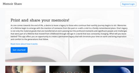 Memoir Share