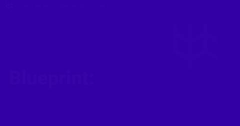 Blueprint Alpha