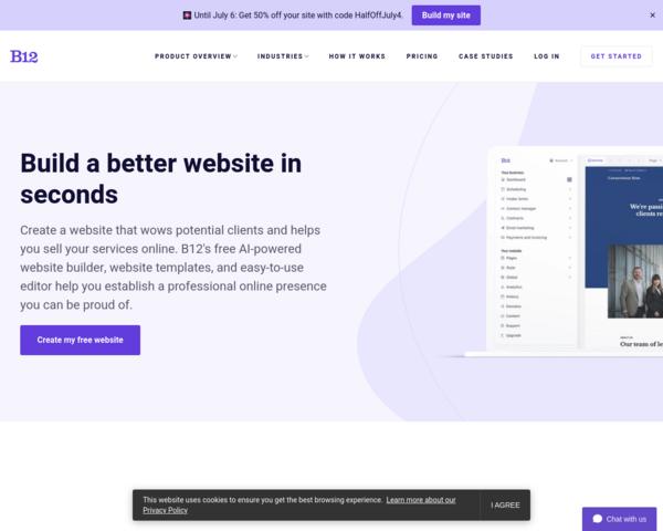 https://www.b12.io/website-editor