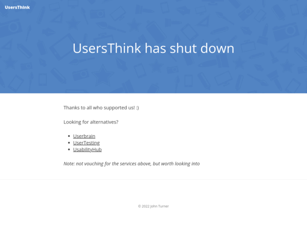 http://usersthink.com/