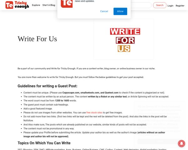 https://www.trickyenough.com/write-for-us/