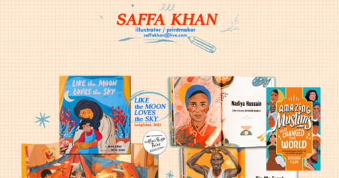 Weekly Planner by Saffa Khan