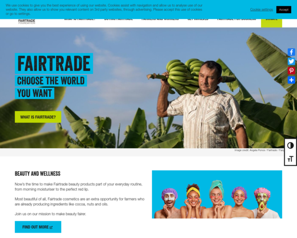 http://www.fairtrade.org.uk