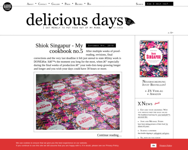 http://www.deliciousdays.com