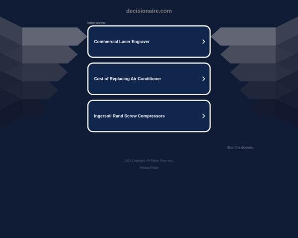 http://www.decisionaire.com