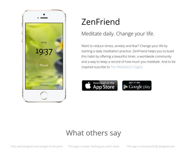 http://zenfriend.com/