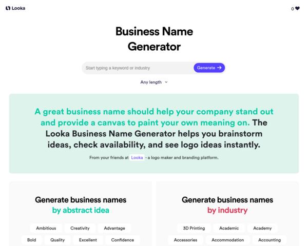https://looka.com/business-name-generator