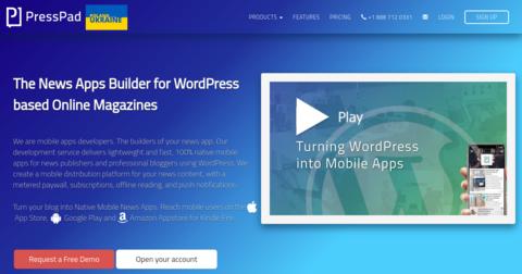News apps by PressPad