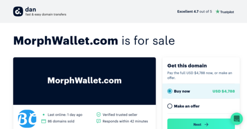 Morph Wallet