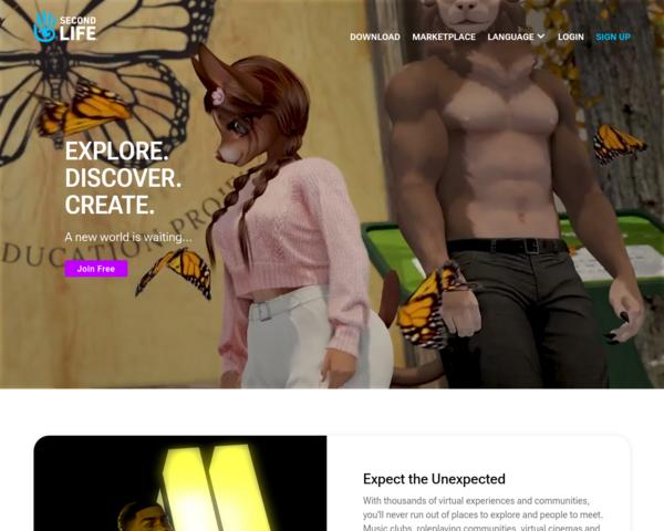 http://www.secondlife.com