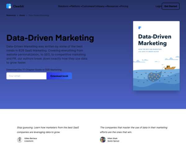 https://clearbit.com/books/data-driven-marketing