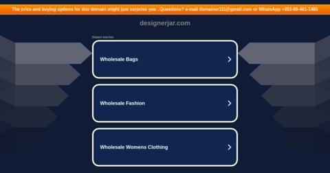 Designerjar