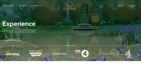 Conker Living Pods