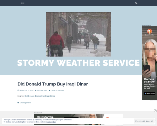 http://StormyWeatherService.wordpress.com