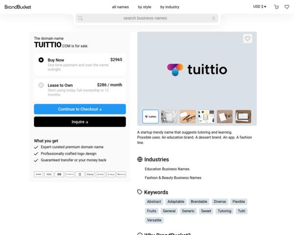 http://www.tuittio.com