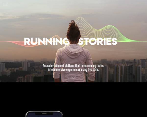 https://runningstories.app/
