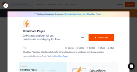 Cloudflare Pages