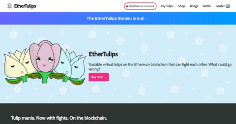 EtherTulips
