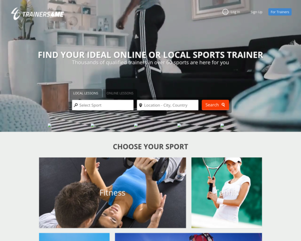 http://trainers4me.com