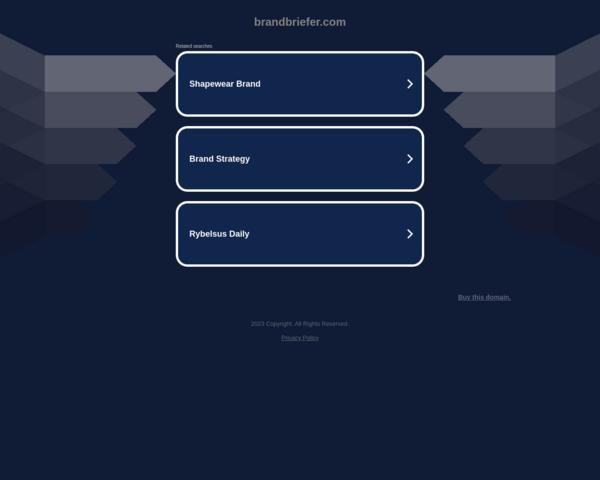 http://www.brandbriefer.com