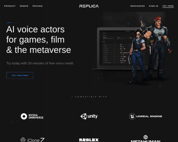 https://replicastudios.com/