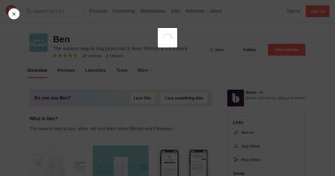 Ethereum on Ben