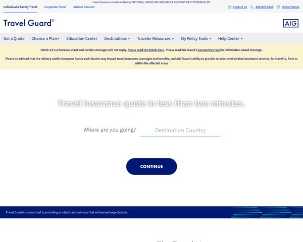 http://www.travelguard.com