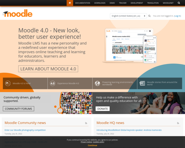 http://moodle.org