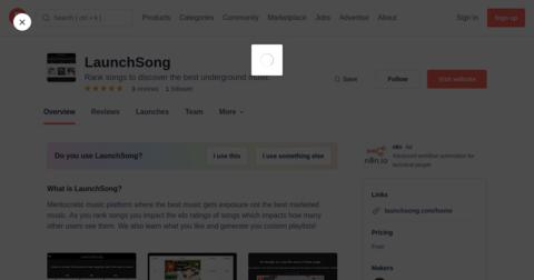 LaunchSong