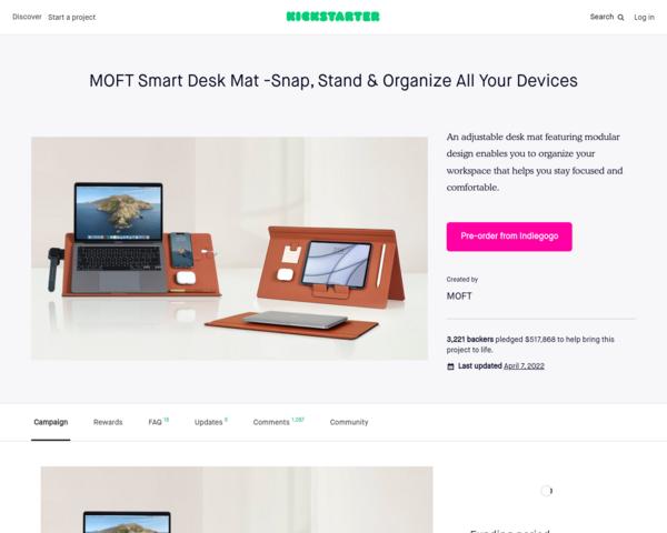 https://www.kickstarter.com/projects/moft/moft-smart-desk-mat-snap-stand-up-organize-all-your-devices
