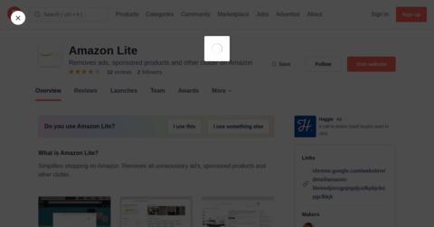 Amazon Lite