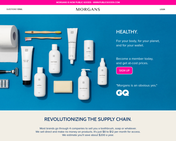 morgans.me/?utm_source=launchingnext&utm_medium=launchingnext-promo&utm_campaign=IMFIRST-promocode