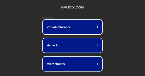Naudix