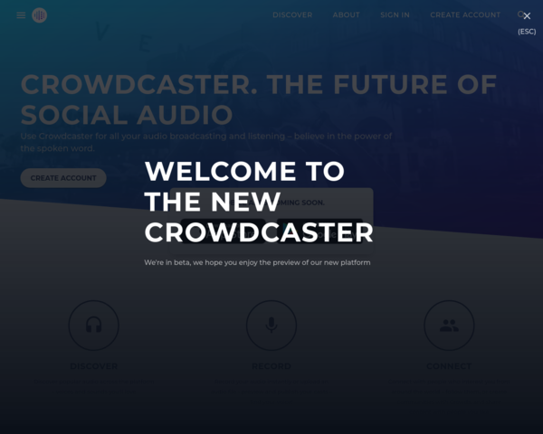 http://www.crowdcaster.com