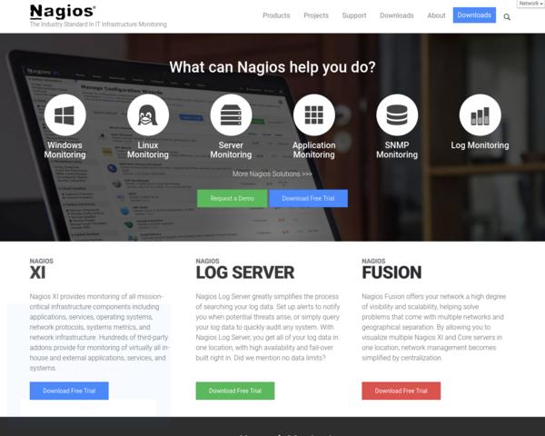 http://www.nagios.org