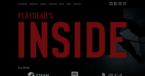 Playdead's INSIDE (Now for iOS)