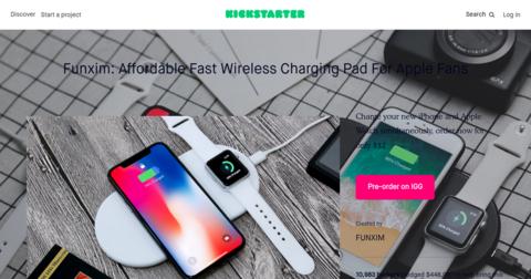 Funxim Wireless Charging Pad