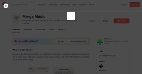 Merge Music