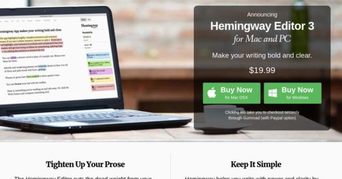 Hemingway Editor 3.0