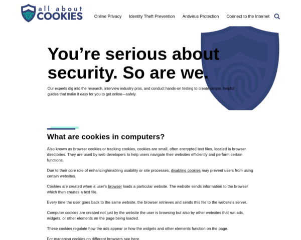 http://www.allaboutcookies.org