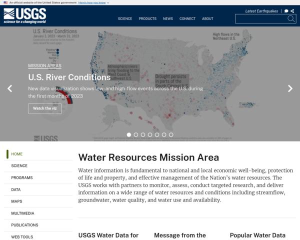 http://water.usgs.gov