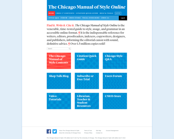 http://www.chicagomanualofstyle.org