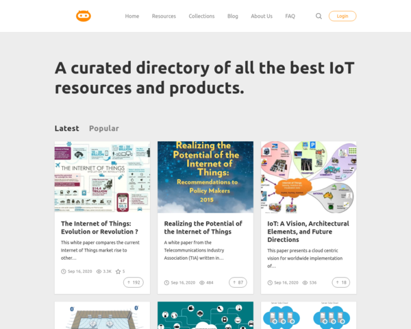 https://theiotlist.com