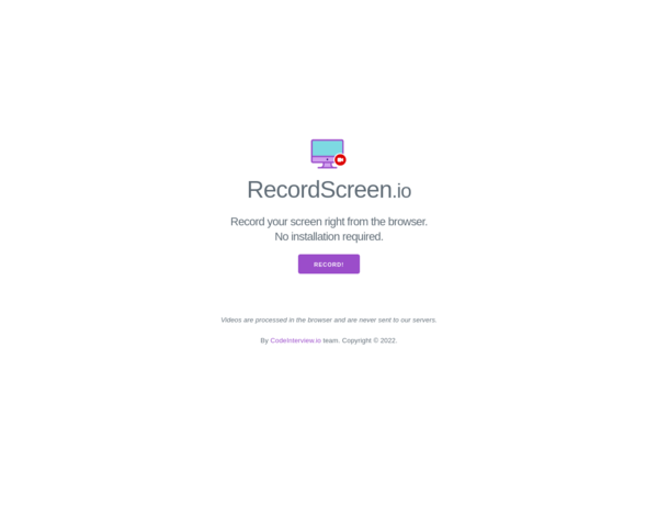 https://recordscreen.io/