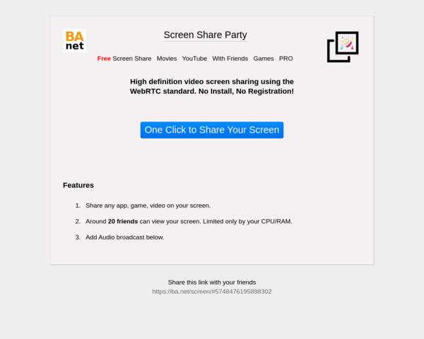 https://ba.net/screen-share-party/#5748476195898302