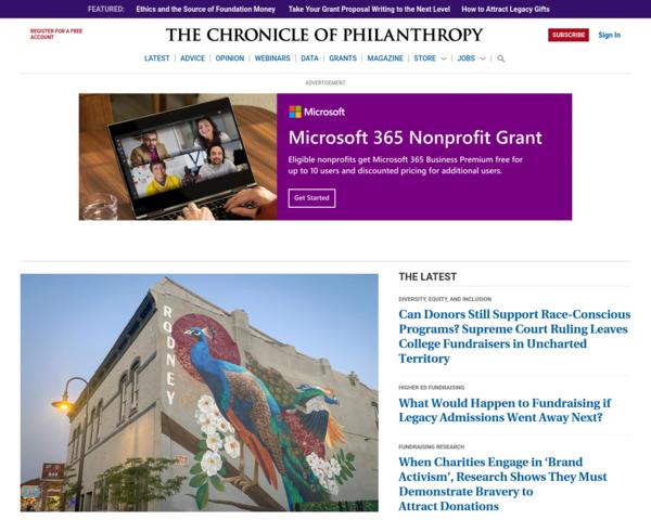 http://philanthropy.com