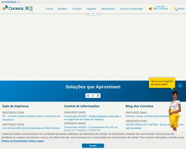 http://www.correios.com.br