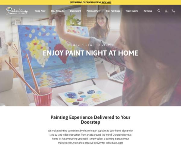 http://www.paintingtogogh.com