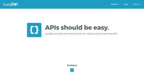 LucyBot API Console