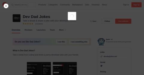 Dev Dad Jokes